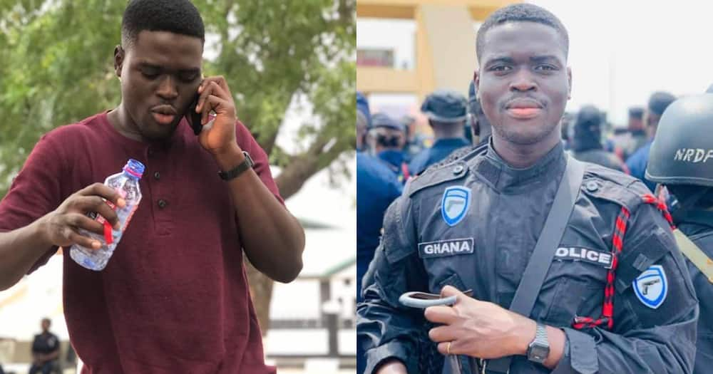 Korle-Bu Bullion Van Robbery: Shot Policeman Was To Be Paid GHC125 For A Week As An Escort; Details Drop