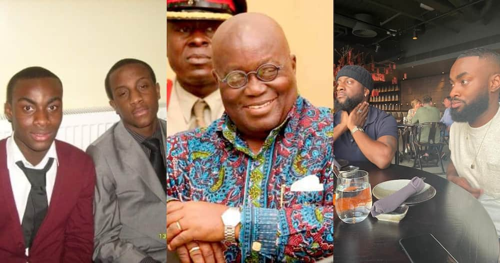 Friends Whose Business Vitae London Provides Nana Addo's Watches Share how they Started