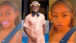 Abeiku Santana shares first-ever photos of his pretty daughter to mark her birthday; fresh 'boys' shout