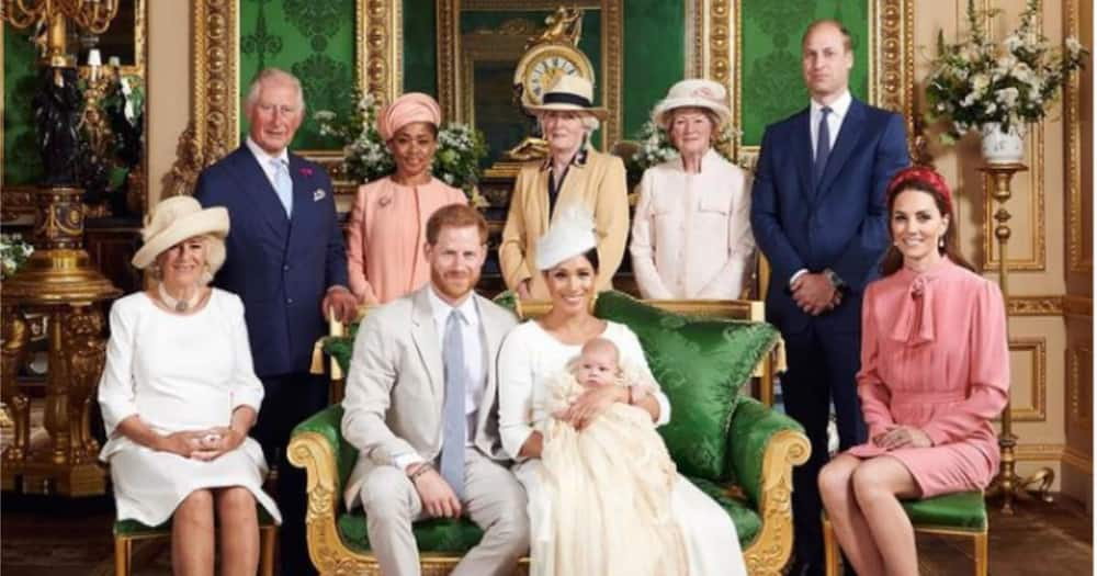 The Queen, Prince William, Camilla Send Birthday Wishes to Prince Harry and Meghan's Son Archie
