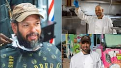 """Good Samaritans Surprise Homeless Man with Fully Equipped Food Truck: """"His Life Changed"""""""