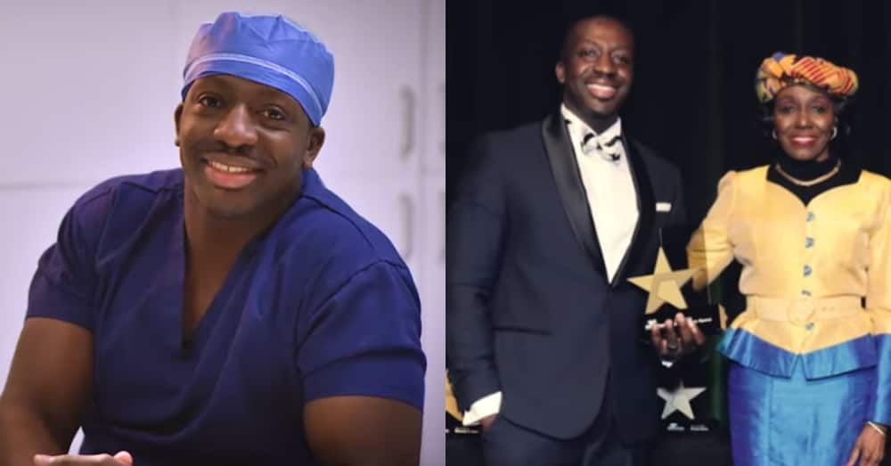 Meet the famous Ghanaian plastic surgeon who was trained at Cornell and Harvard