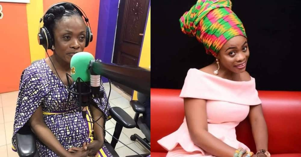 Evangelist Diana Asamoah 'cries' as she reacts to Kasoa killing in video