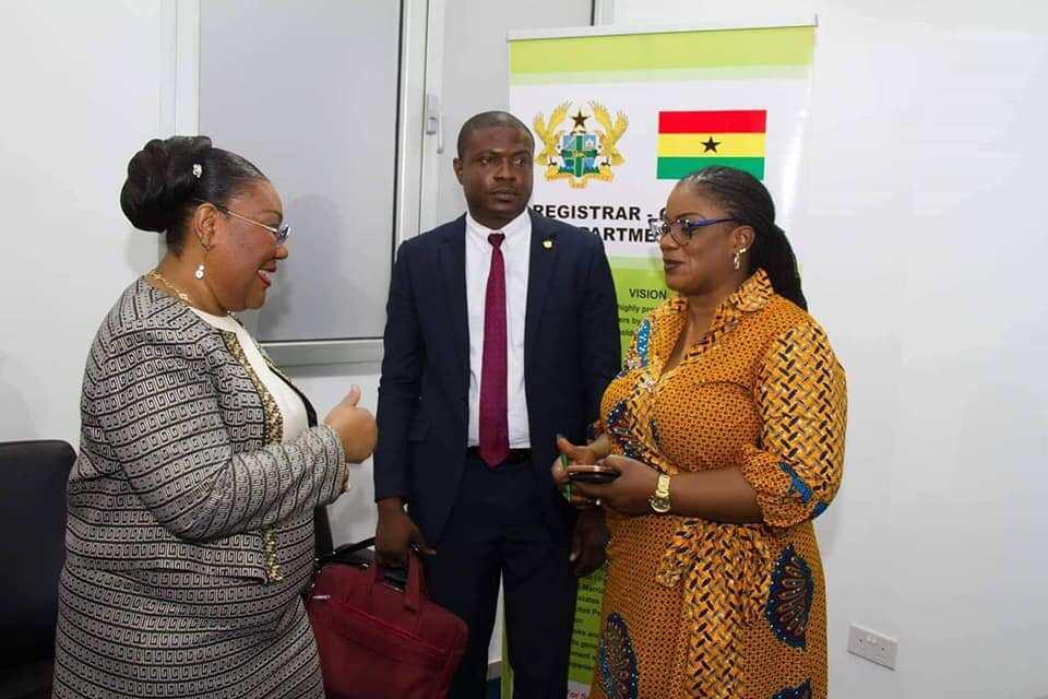 Registrar general Ghana