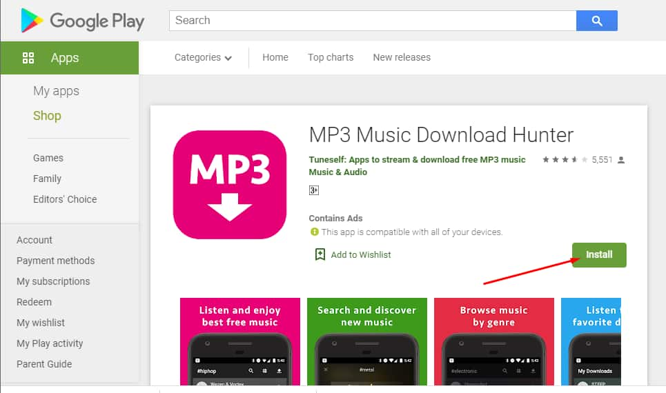 MP3 songs free download for mobile