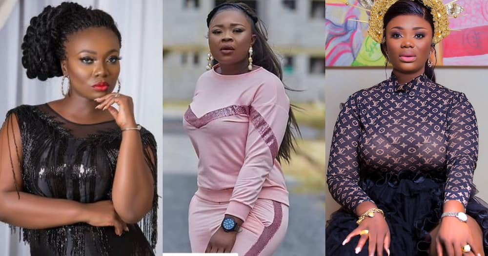 Adu Safowaa granted bail; set to appear in court on October 29 for defaming Stacy Amoateng