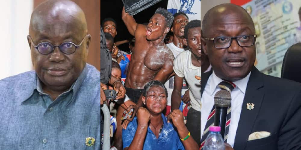NIA boss Ken Attafuah: Akufo-Addo barred me from hiring NPP members