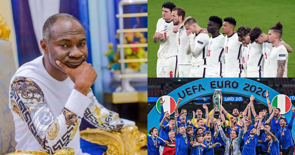 Ever since I started prophesying these 2 are the only failed ones - Badu Kobi on soccer prophecies