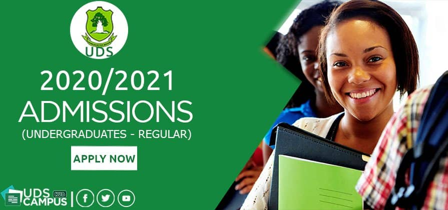 Courses offered at UDS Tamale campus
