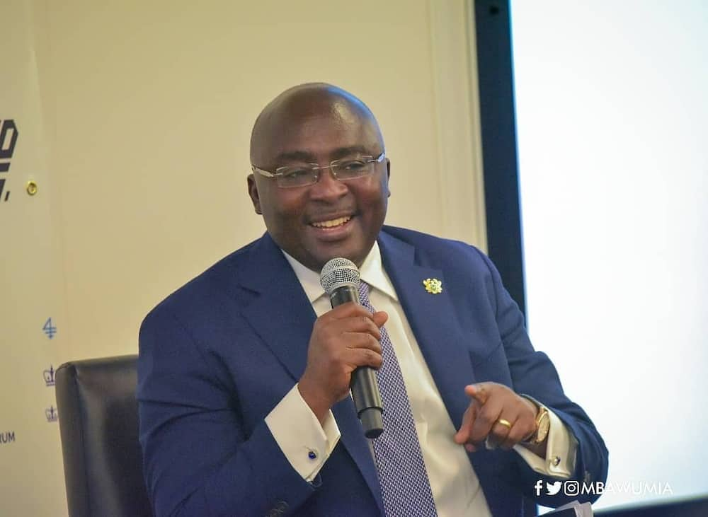 Development without digitisation is like trying to get to Mars on bicycle – Bawumia