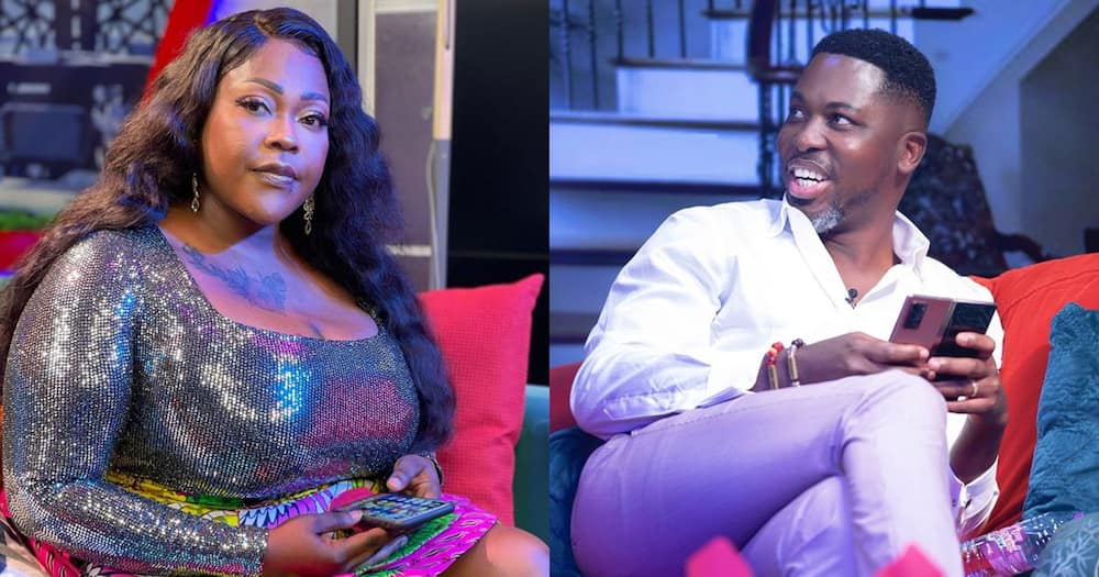Kwame A-Plus Confesses To Sleeping With Mona Gucci's Friend