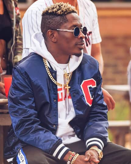 Ghana is a village - Shatta Wale blasts his country in hottest new video from UK