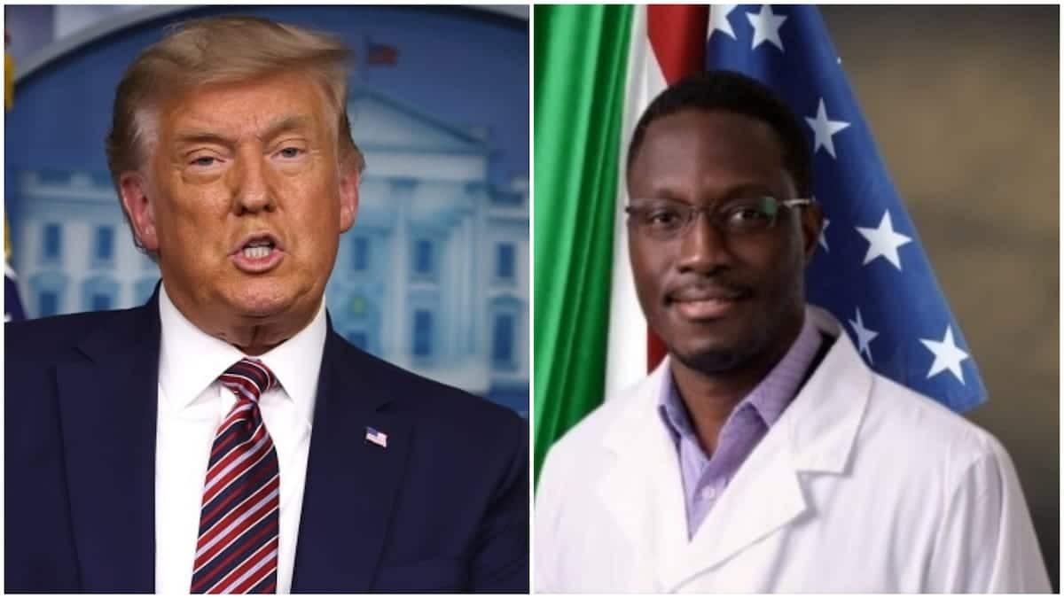 US govt praises African doctor who worked in team that produced COVID-19 vaccine