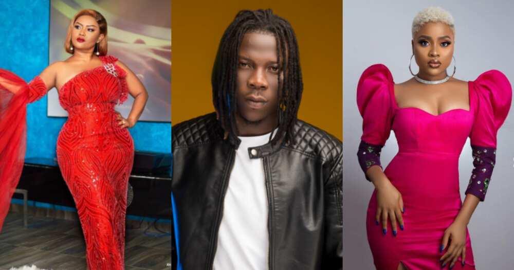 Full list: Nana Ama McBrown, Stonebwoy, others win big at Entertainment Achievement Awards