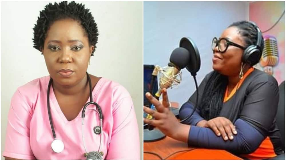 Nigerian nurse gets int'l recognition, opens her own radio station to teach health matters