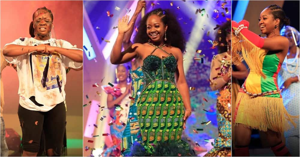 Naa:10 photos of the reigning GMB queen that prove she deserved the crown from Day 1