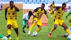 Black Stars thrash Division One side Soccer Intellectuals 8-0 in friendly ahead of Zimbabwe clash