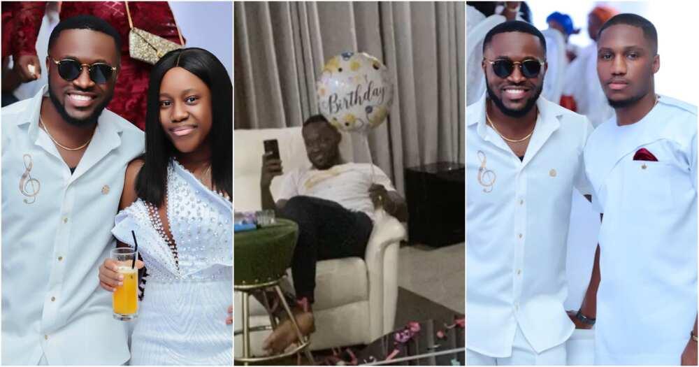 Kennedy Osei: Despite's son celebrates birthday; videos drop