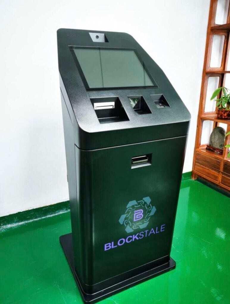 Daniel Adekunle Designed And Flew In Nigeria's First Bitcoin ATM