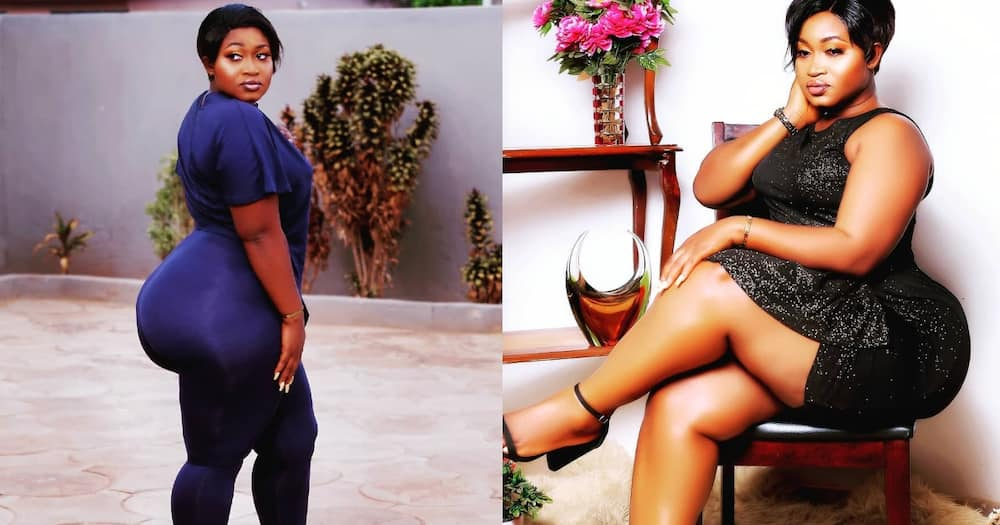 Regina Dede Lartey: 9 stunning photos of the young actress causing confusion on social media