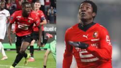 12 years apart - Kamaldeen Sulemana evokes record of Asamoah Gyan at Stade Rennais