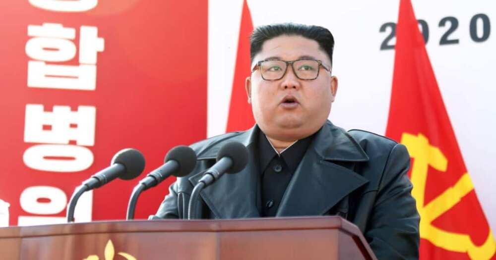 """Kim Jong-un Bans Skinny Jeans, Calls Them Symbols of """"Capitalistic Lifestyle"""""""