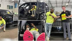 Davido: Nigerian Musician buys Brand New 2021 Rolls Royce After Shatta Wale Bought his