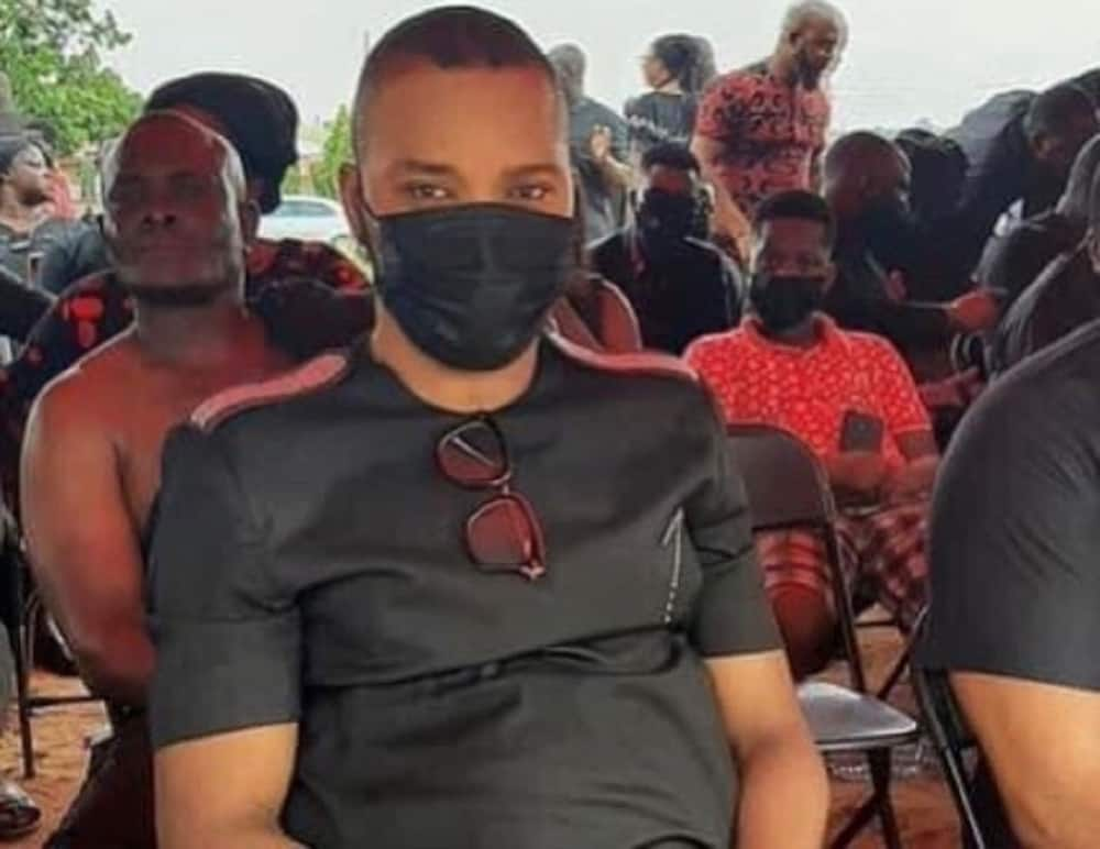 Obinim: New Photo Shows Pastor Looking lean After Court case