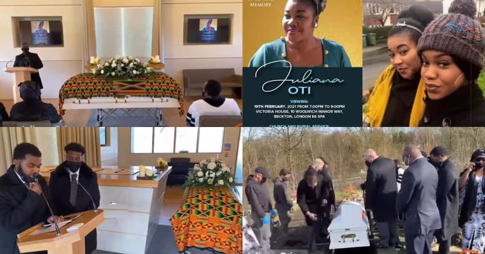 Becca: Singer Fails To Attend Mother's Funeral In UK; Video Drops