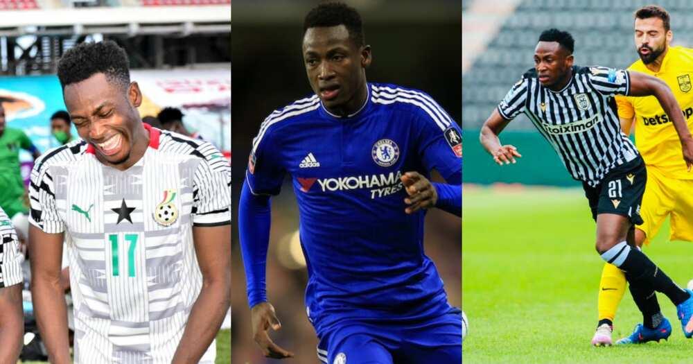 I left Chelsea because on Antonio Conte- Ghana defender Baba Rahman reveals