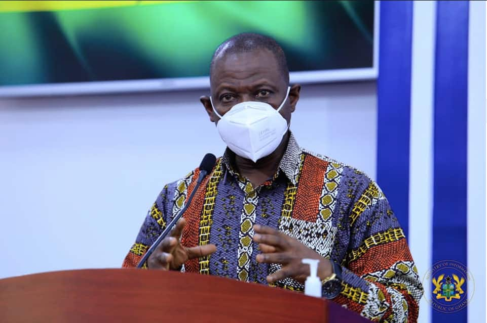 Ghana's COVID-19 death toll reach 215; case count hits 41,212