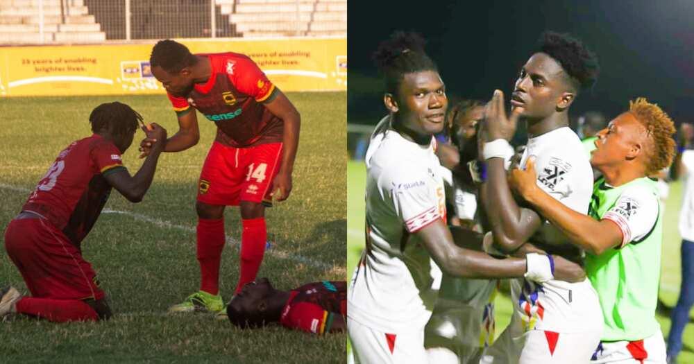 FA Cup: Asante Kotoko eliminated as Hearts, Medeama and Chelsea advance to semis