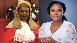 Former EC boss Charlotte Osei drops lovely photo of her sister who is now a judge