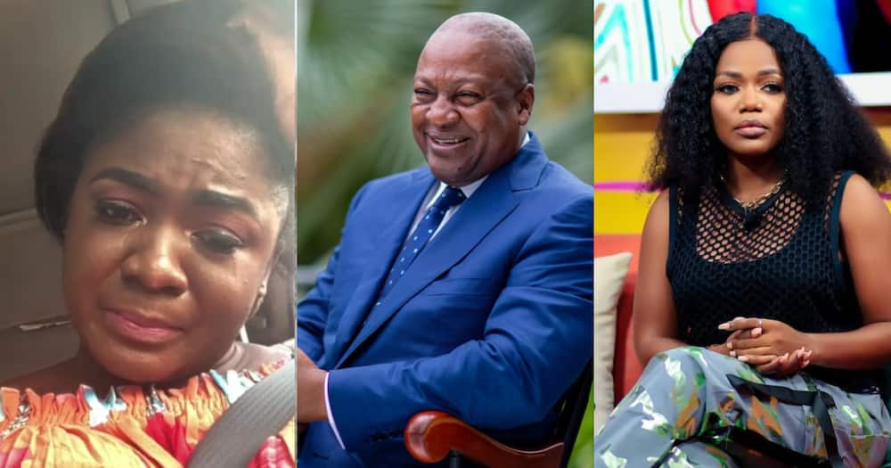 Leaked audio of Tracey Boakye and Mzbel won't change our minds from voting for Mahama – Ghanaians