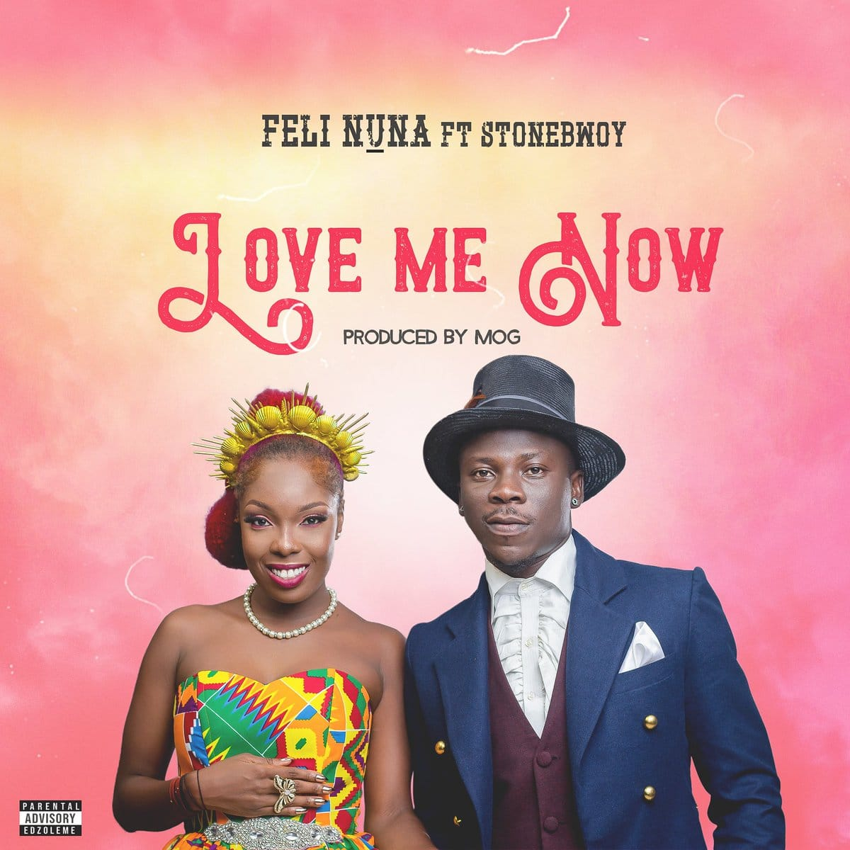 feli Nuna love me now Ghana music feli nuna songs feli nuna latest feli nuna news