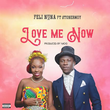 The best of Feli Nuna - Love Me Now is the song to watch out for