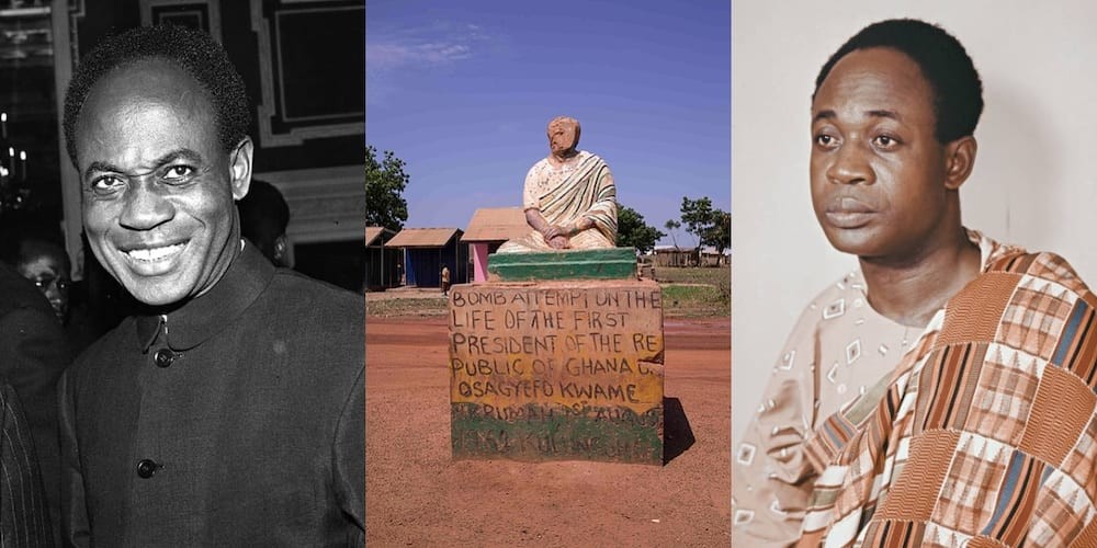This week in 1962: Dr Kwame Nkrumah survives assassination attack