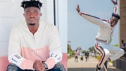 Nasty Blaq drops powerful goodbye video for Ghanaians as he exits after long visit