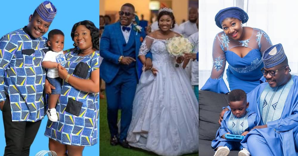 Johnnie Hughes: TV3 Presenter And His Wife Celebrate 3rd Wedding Anniversary; Show Off Son In Lovely Photo