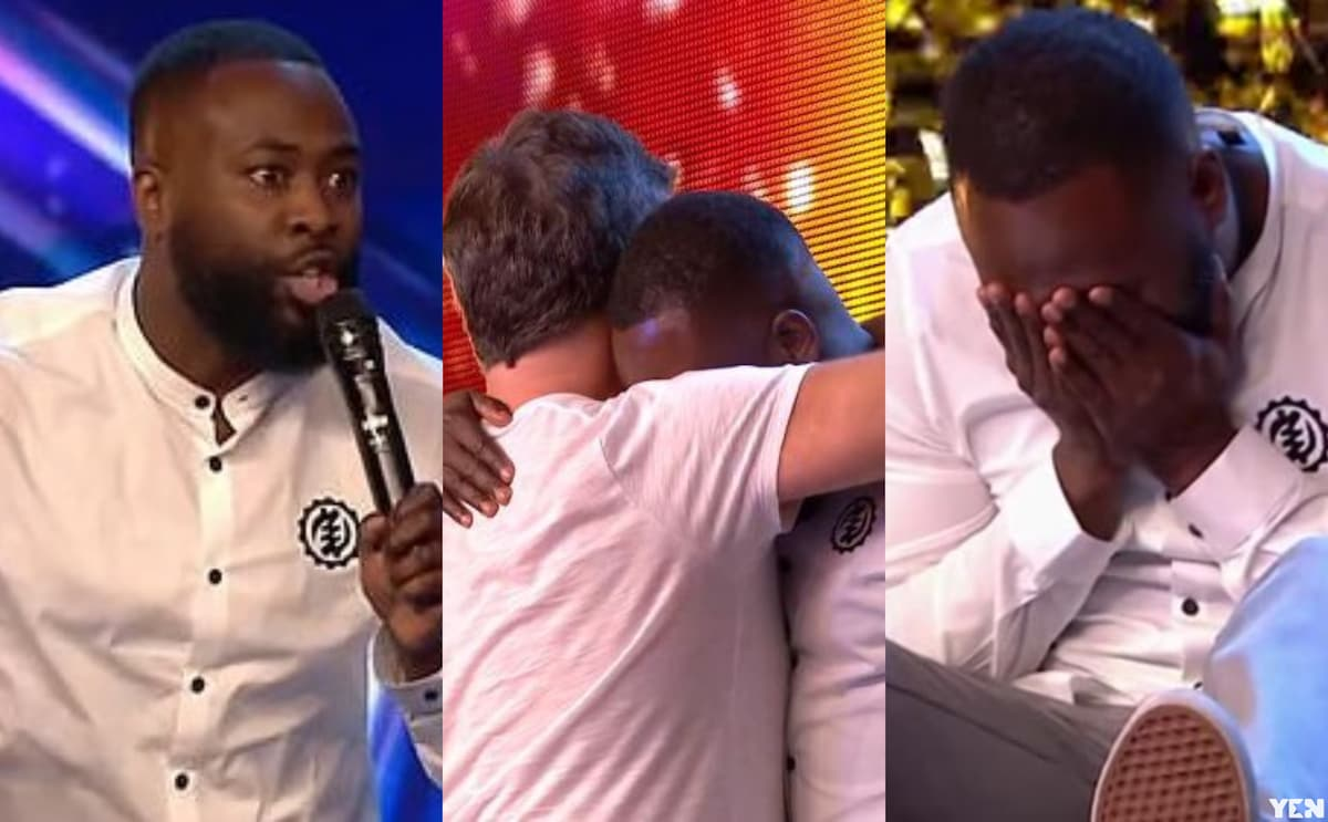 Meet the Ghanaian who won Simon Cowell's heart with his hilarious performance