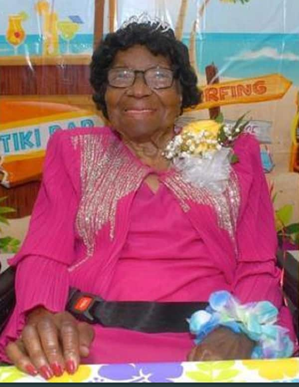 The oldest woman in the United States turns 114