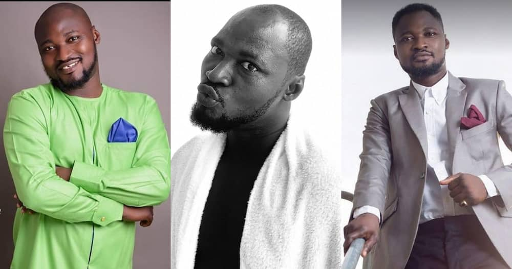 Comedian Funny Face celebrates birthday today in grand style; dances in funny video