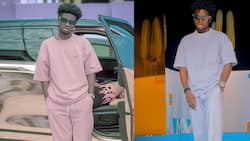 Photo and details of Kuami Eugene's biological father who is also a singer pop upon Fathers Day