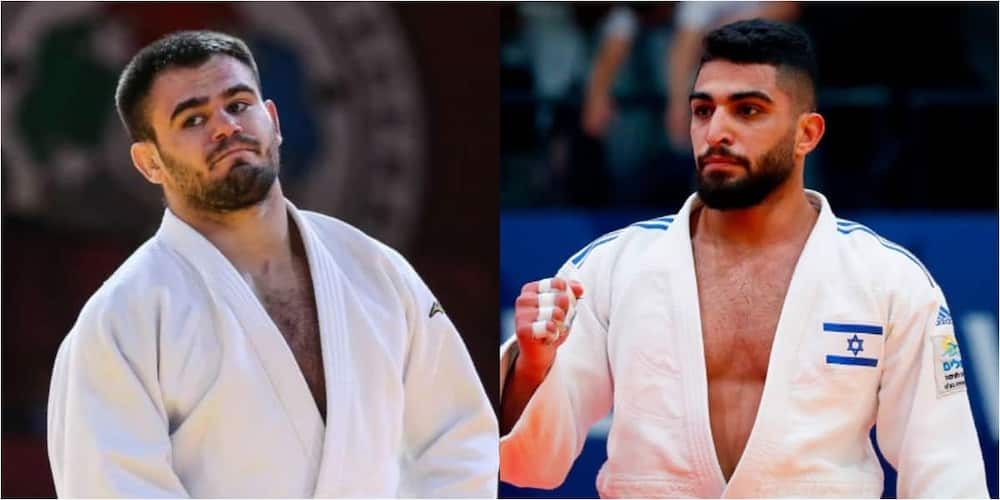 Fethi Nourine: Algerian judoka sent home after refusing to compete with Israeli opponent