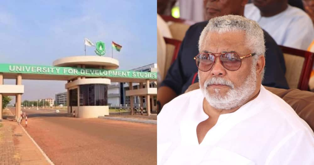 11, 000 students ditched yet-to-be renamed Jerry John Rawlings University after gaining admission