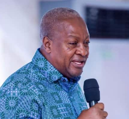 Ghanaians descend on Mahama for suggesting he is missed