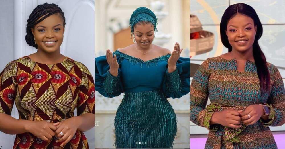 Ghanaian media personality Aisha Yakubu lists her favourite male artistes in Ghana
