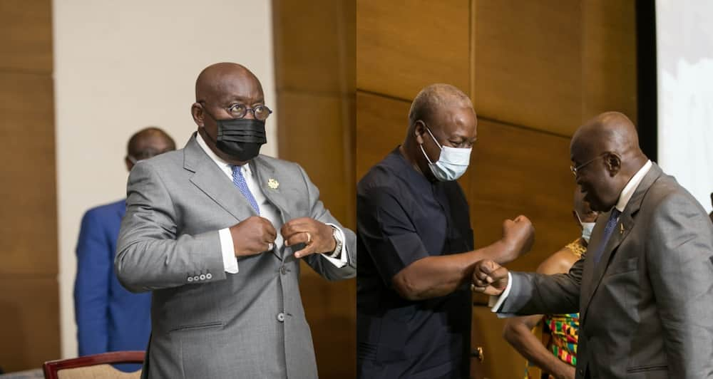 Time is ticking fast; let's build consensus to fix Ghana's challenges - Mahama