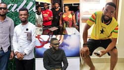 Gaddafi: More photos emerge as friends of former GIJ student share sad tributes to mourn his death