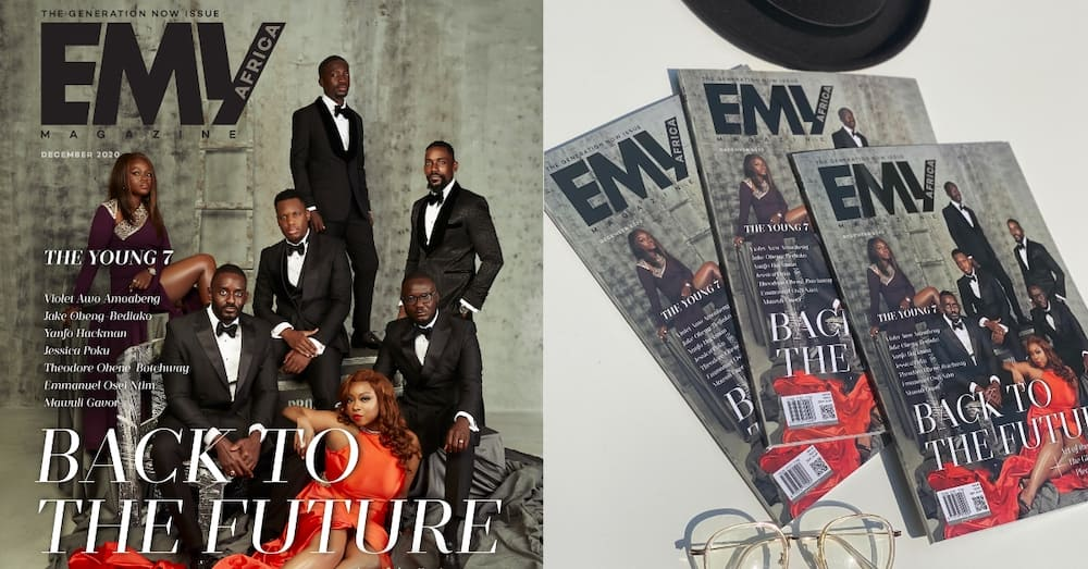 EMY Africa Magazine launches Generation Now issue for December 2020/January 2021